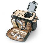 Набор посуды для пикника Ezetil KC Professional 34 Picnic Bag 4 Pers.