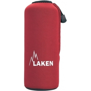 Купить Чехол для фляги Laken Neoprene Cover 0.6 L Red