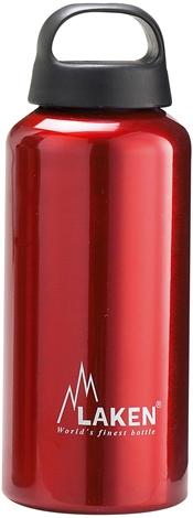 Купить Фляга Laken Classic 0.6 L red