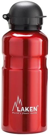 Купить Фляга Laken Hit 0.6 L red