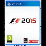 игра F1 2015 PS4