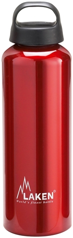 Купить Фляга Laken Classic 0.75 L red
