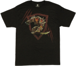 Футболка J!NX World of Warcraft Worgen T-Shirt M