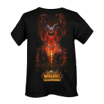 Футболка J!NX World of Warcraft Deathwing Chest T-Shirt S