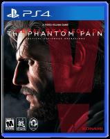игра Metal Gear Solid V The Phantom Pain PS4