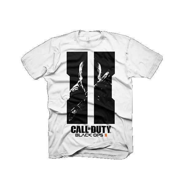 Футболка Black Ops 2 T-Shirt Number 2 L