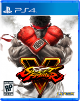 игра Street Fighter 5 PS4