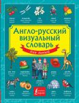Книга Англо-русский визуальный словарь для детей