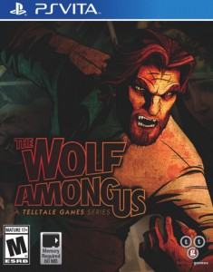 игра The Wolf Among Us PS Vita