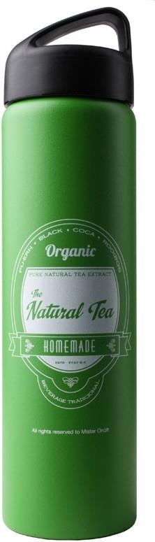 Купить Фляги туристические, Термофляга Laken Classic Thermo 0.75 L Mr.Onuff Natural Tea