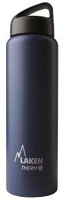 Термофляга Laken Classic Thermo 1 L Blue  - купить со скидкой