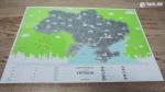 Подарок Скретч карта 'Travel map Україна'