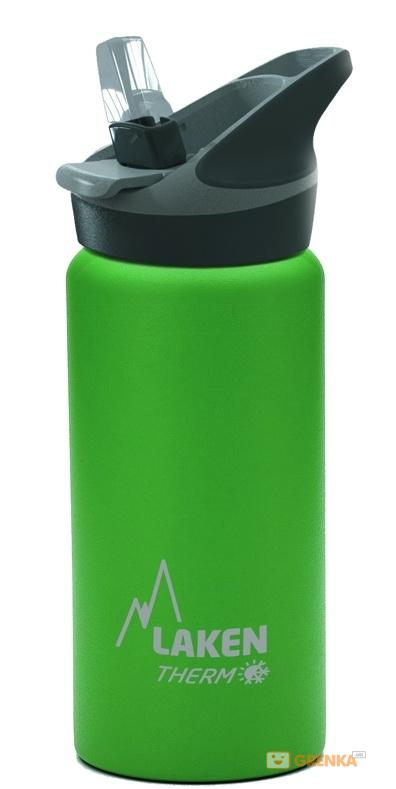 Купить Термофляга Laken Jannu Thermo 0.5 L Green