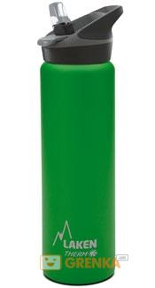 Купить Термофляга Laken Jannu Thermo 0.75 L Green