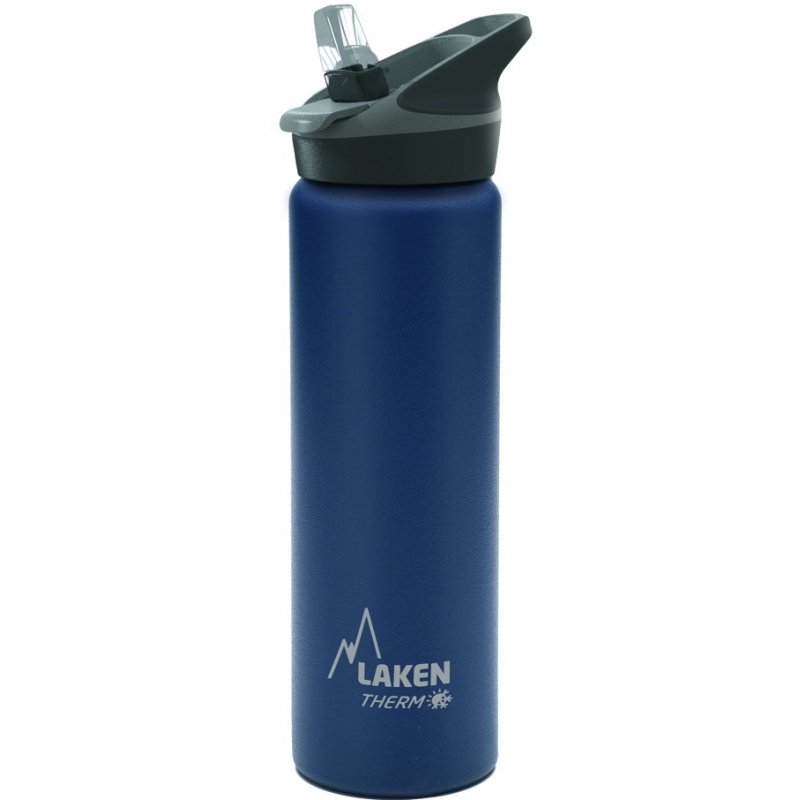 Купить Термофляга Laken Jannu Thermo 0.75 L Blue