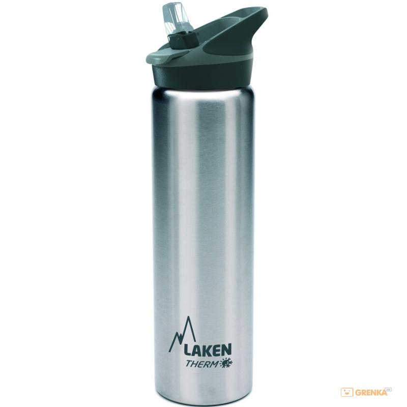 Купить Термофляга Laken Jannu Thermo 0.75 L Plain