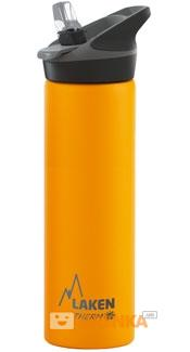 Купить Термофляга Laken Jannu Thermo 0.75 L Yellow