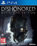 игра Dishonored: Definitive Edition PS4