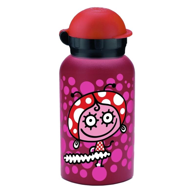 Термофляга Laken St. steel thermo bottle 0.35 L Flamenquita  - купить со скидкой