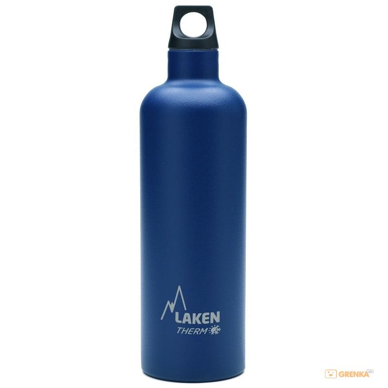 Купить Термофляга Laken St. steel thermo bottle 0.75 L Blue