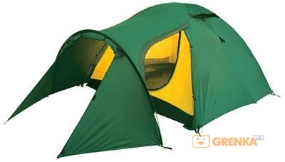 Купить Палатка Alexika Zamok 3 green