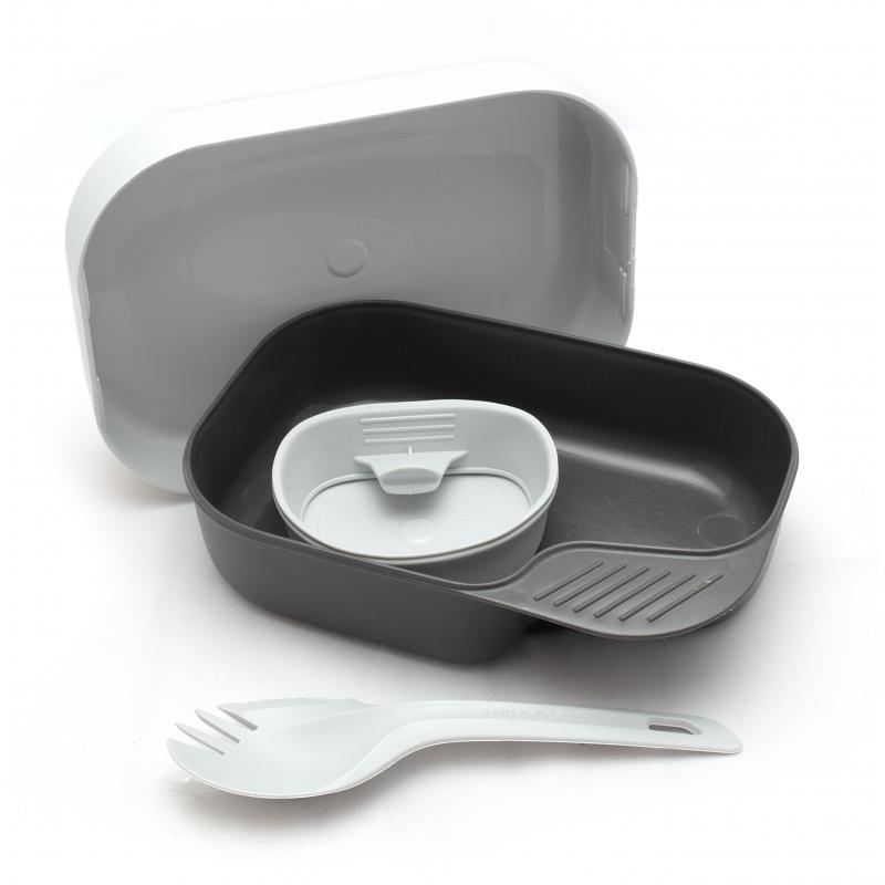 Купить Набор посуды Wildo Camp-A-Box Light light grey
