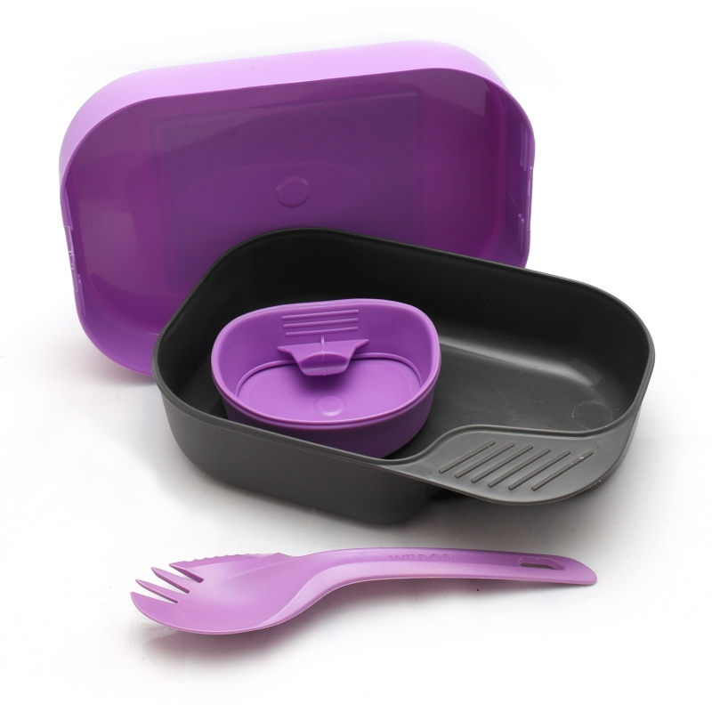 Купить Набор посуды Wildo Camp-A-Box Light lilac