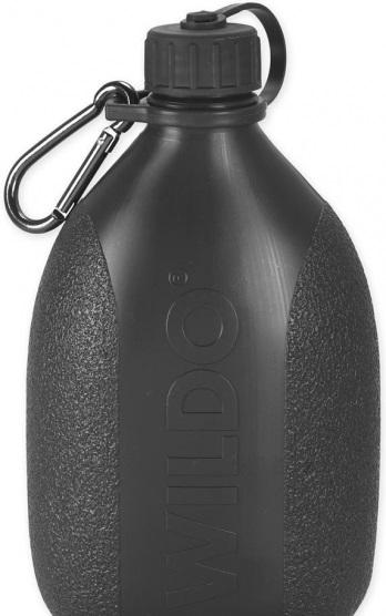 Купить Фляга Wildo Hiker Bottle (0, 7 л) black (4111)