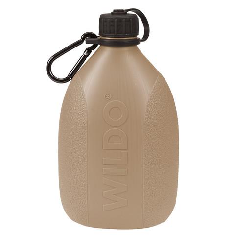 Купить Фляга Wildo Hiker Bottle (0, 7 л) desert (4131)