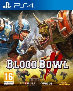 игра Blood Bowl 2 PS4