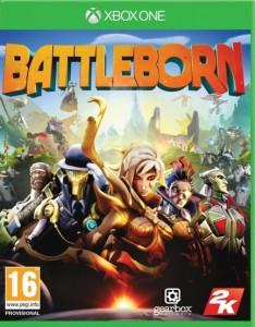 игра Battleborn Xbox One