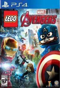 игра Lego Marvel's Avengers PS4
