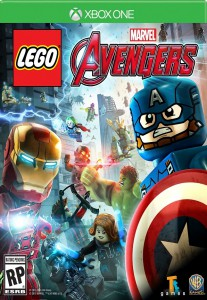 игра Lego Marvel's Avengers Xbox One