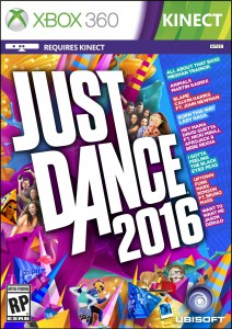 игра Just Dance 2016 Xbox 360