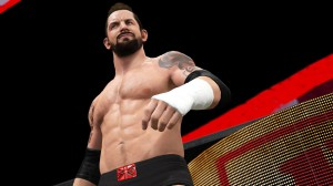 скриншот WWE 2K16 #6