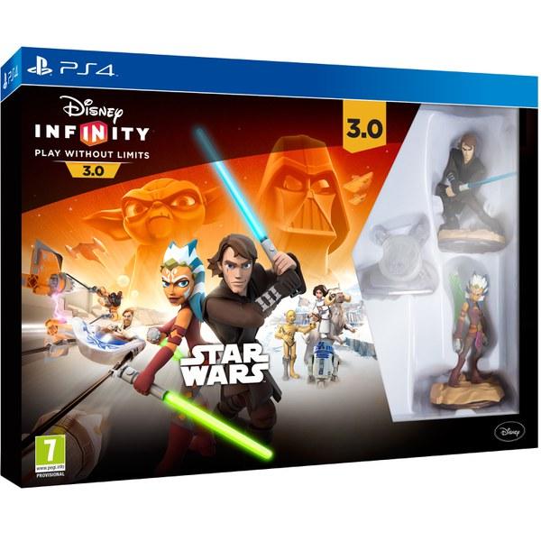 Купить Disney Infinity 3.0 Star Wars Starter Pack PS4, Disney Interactive