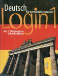 Книга Login 1. Deutsch fur Germanistikstudenten: Lehrerhandbuch