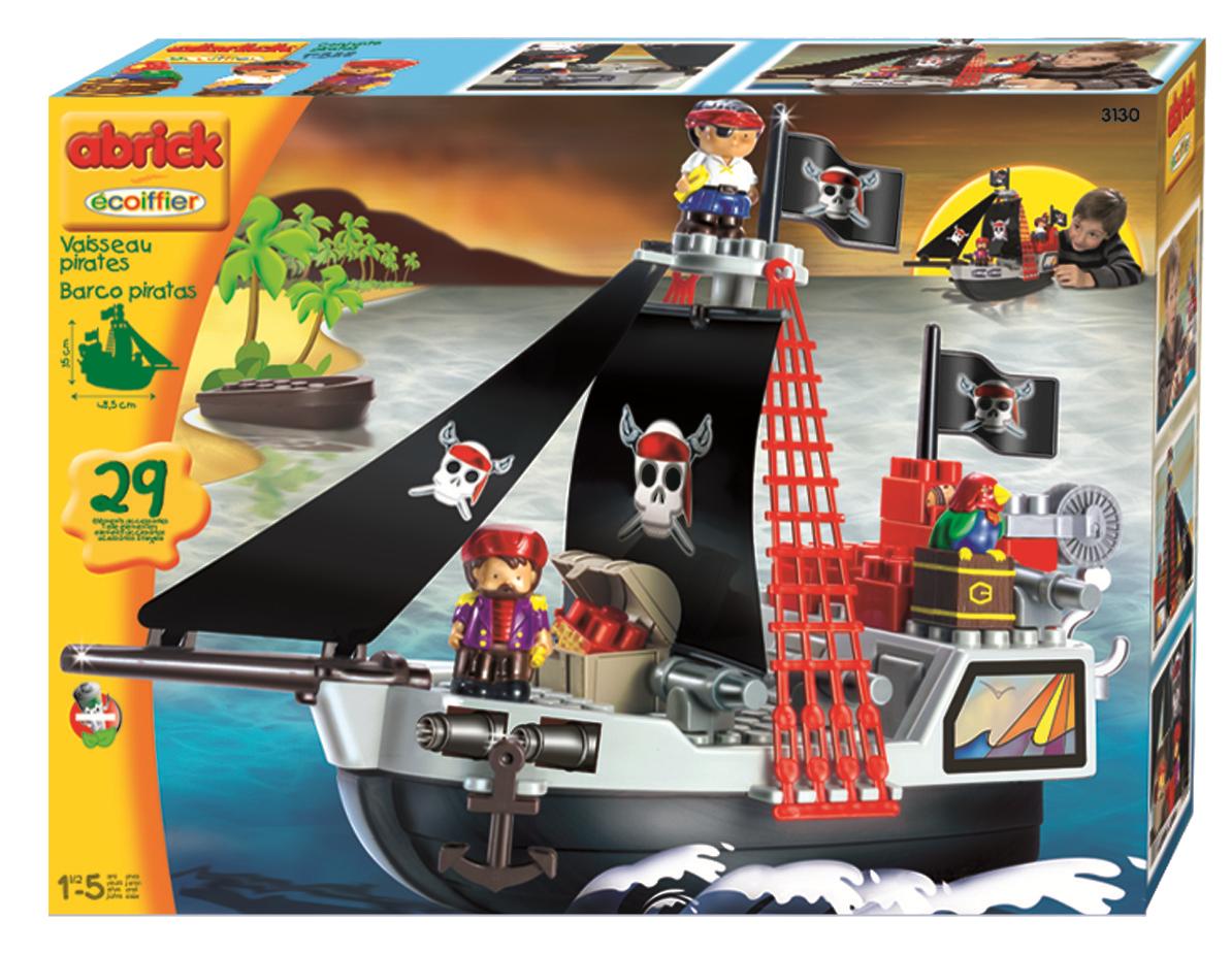 Конструктор Піратський корабель з людьми