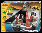 Конструктор 'Піратський корабель' з людьми