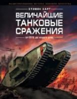 Книга Величайшие танковые сражения от 1916 до наших дней