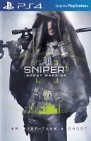 игра Sniper: Ghost Warrior 3 PS4