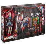 Ігровий набір Monster High з лялькою Рошель 'Монстро-цирк'