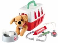 Набор 'Ветеринарная клиника' с переноской для щенка