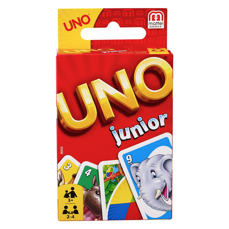Настольная игра Uno. Junior