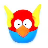 Подарок Копилка 'Angry Birds space' (желтая)