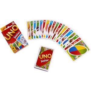 Настільна гра 'UNO' для наймолодших