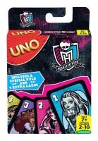 Настільна гра 'UNO: Monster High' оновлена