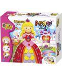 Набор мягкой глины DonerLand Angel Clay Мир Принцессы