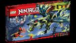 Конструктор LEGO Атака Дракона Морро