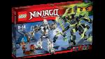 Конструктор LEGO Битва механических роботов